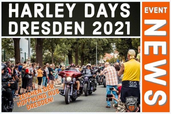 2021 Harley Days Dresden
