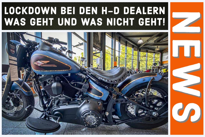 Harley-Davidson Lockdown