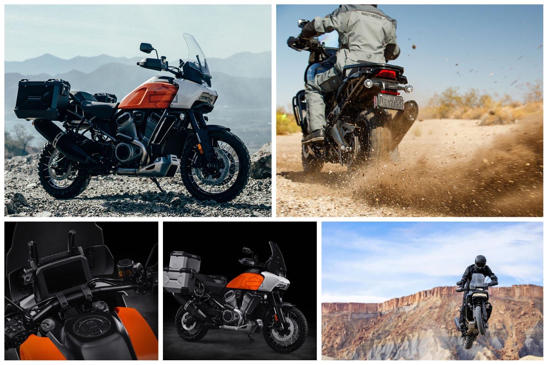 Pan America Harley-Davidson Adventure