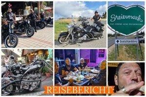 Reisebericht Steiermark 2020