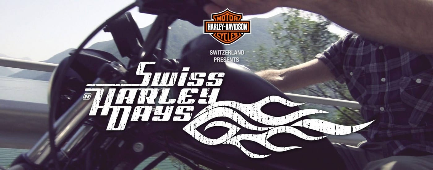 Swiss Harley Days