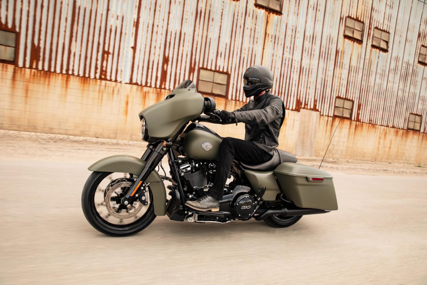 Harley-Davidson Street Glide Special 2021