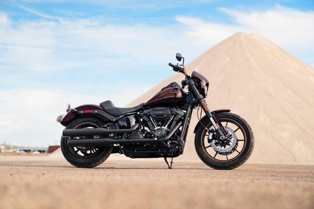 Harley-Davidson Softail Lowrider S 2021 FXLRS.