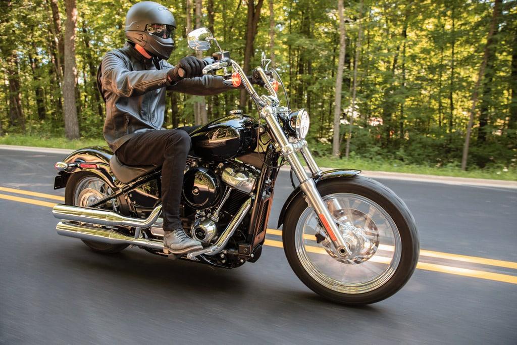 Harley-Davidson Softail Standard 2021