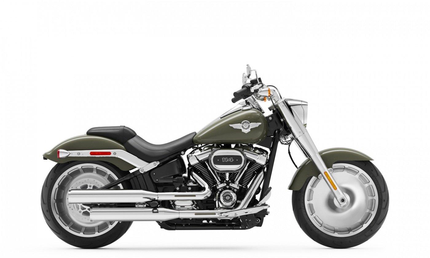 Fat Boy 114 Modelljahr 2021