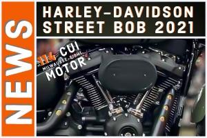 Harley-Davidson 2021 Street Bob