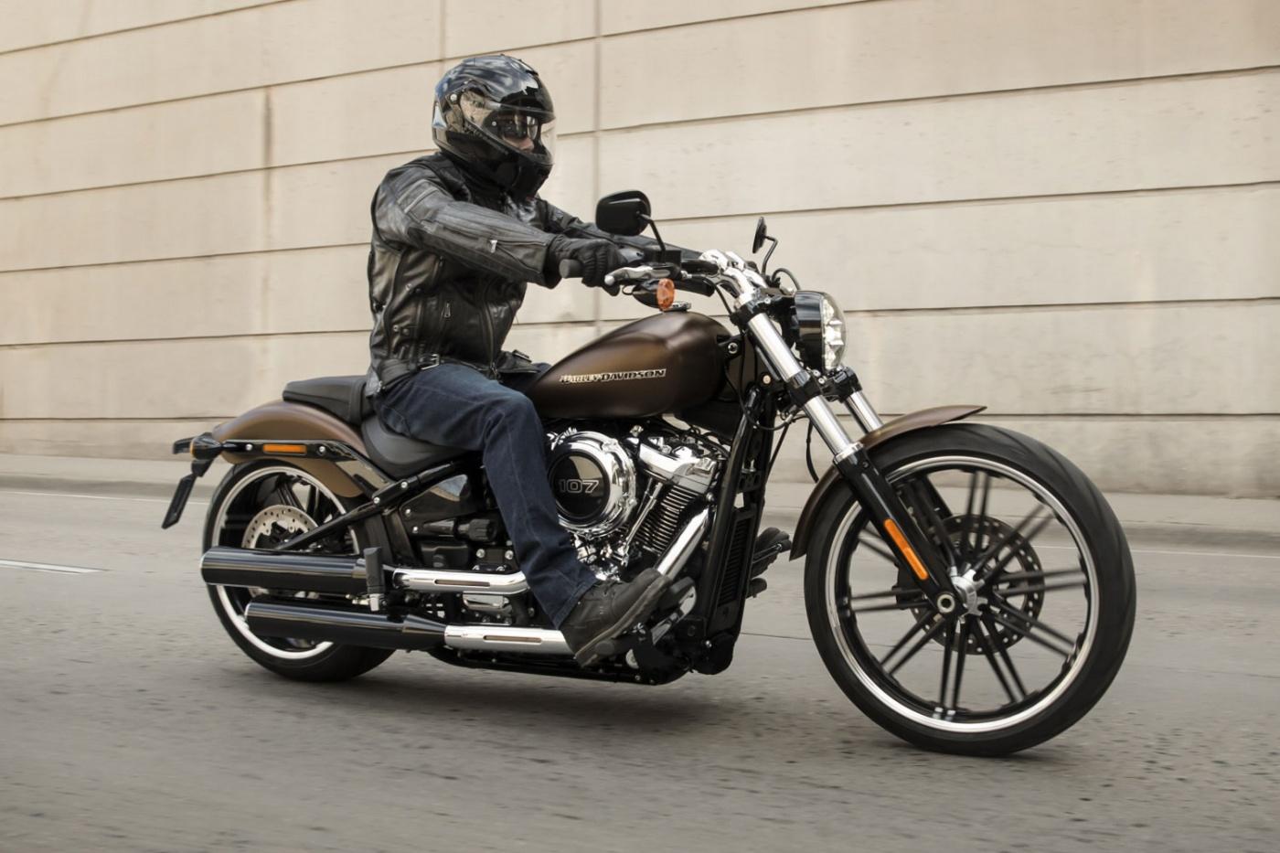 Harley-Davidson Breakout 107cui
