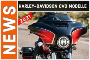 Harley-Davidson CVO 2021 Harleysite