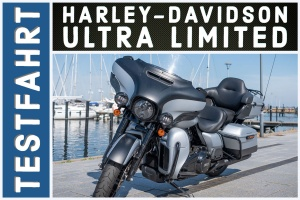 Harley-Davidson Ultra Limited 2020 Fahrbericht