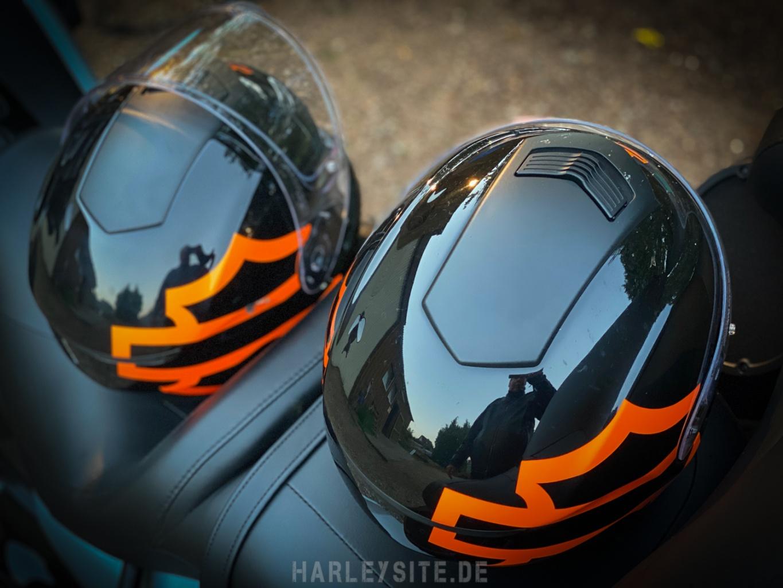 Helm Boom! Audio N02 Full-Face - 98208-20EX