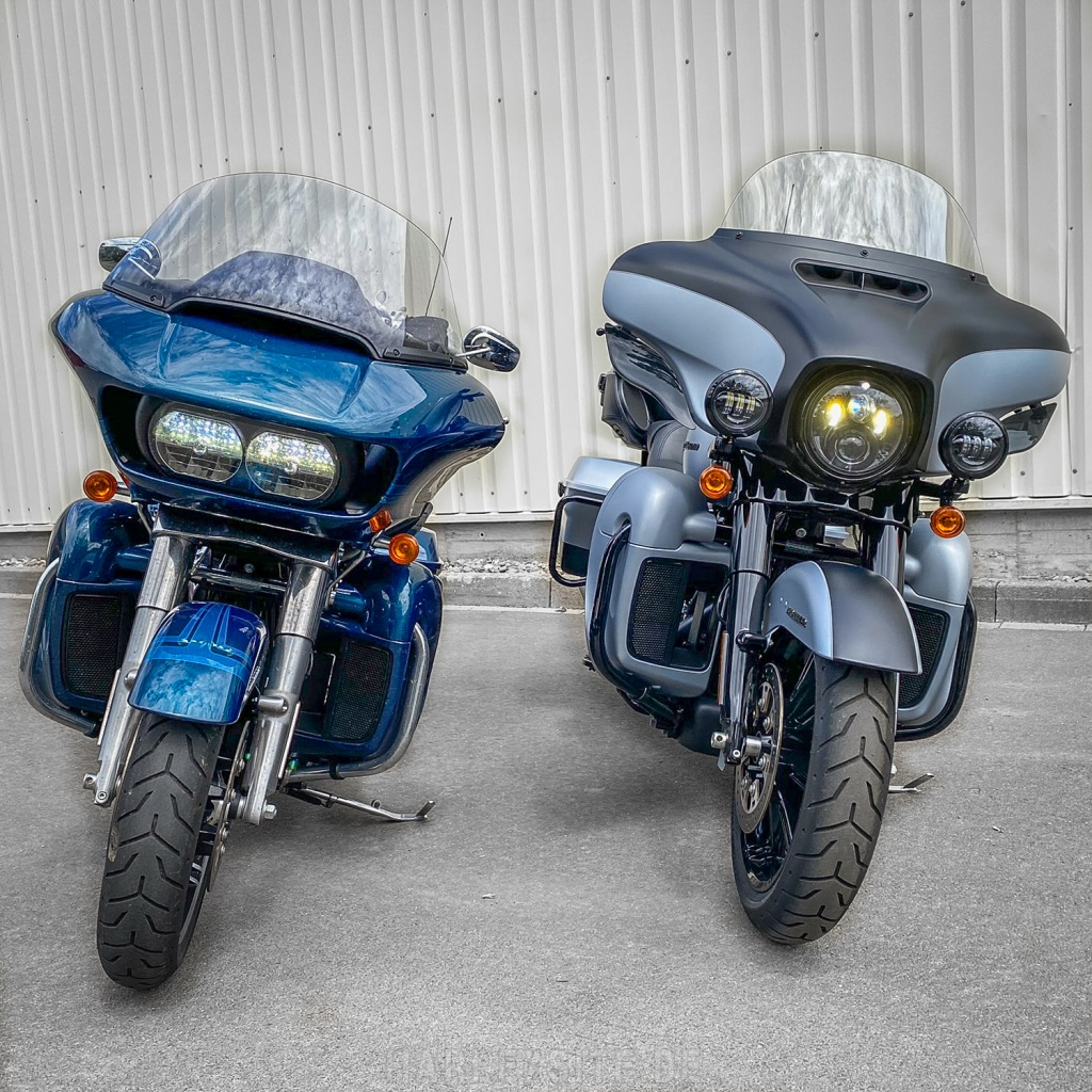 2020 Ultra Limited & Road Glide Limited