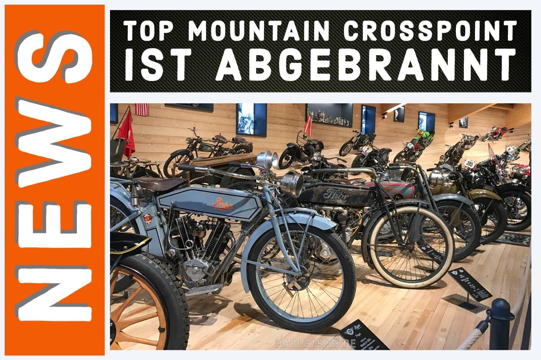 Top Mountain Crosspoint Motorradmuseum