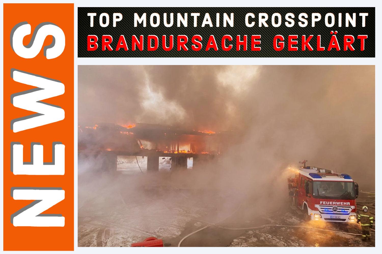 Brandursache Top Mountain Crosspoint Museum wurde geklärt