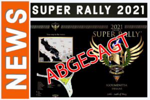 Abgesagt Super Rally 2021