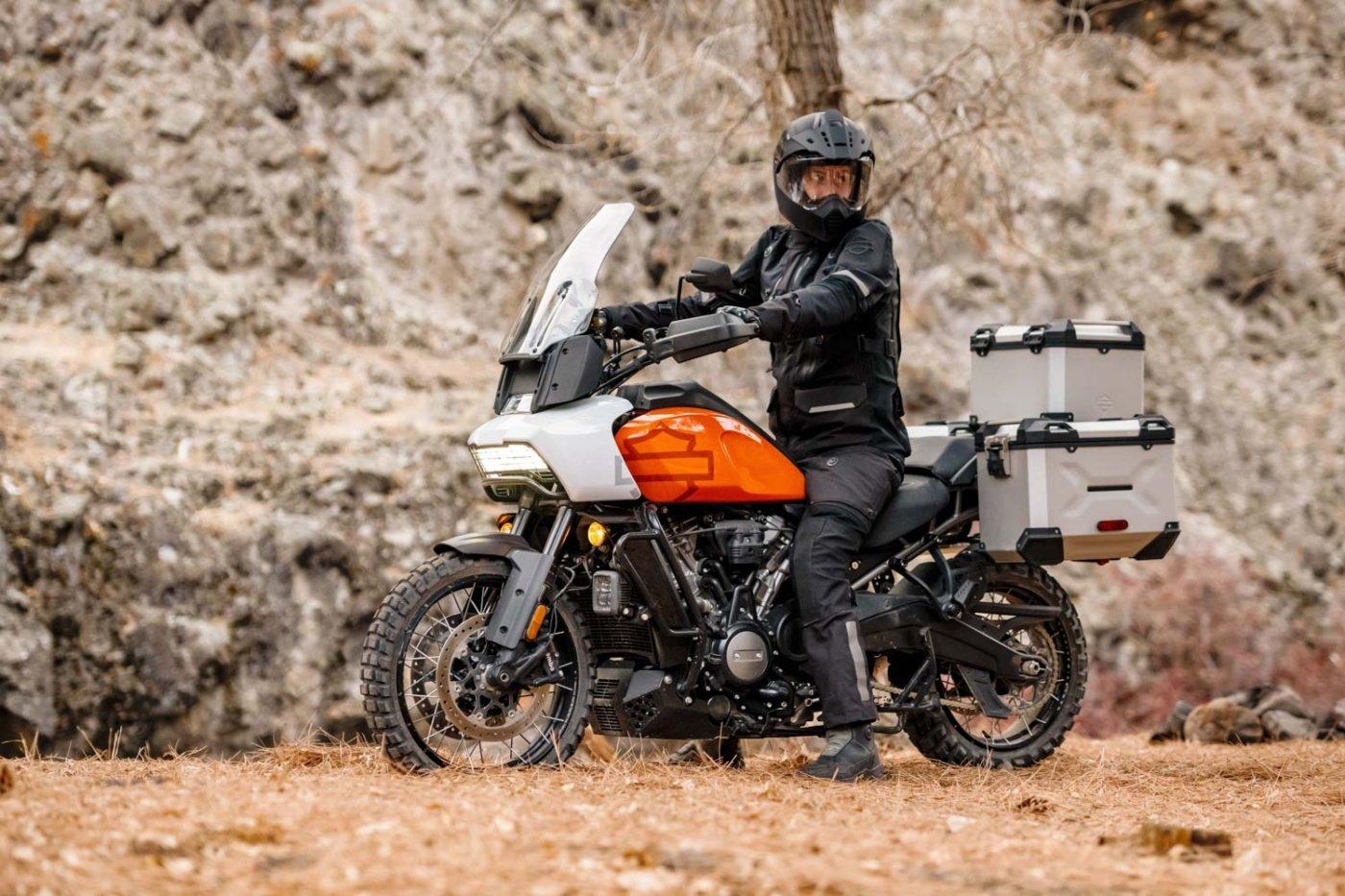 Harley-Davidson Pan America Special 1250