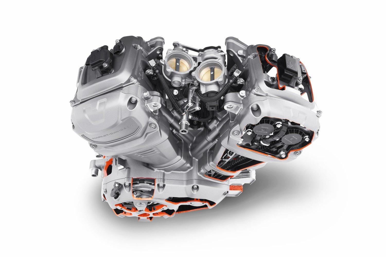 DER NEUE HARLEY-DAVIDSON-REVOLUTION-MAX-1250-MOTOR