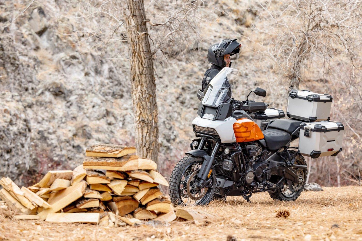 Pan America 1250 Special Harley-Davidson