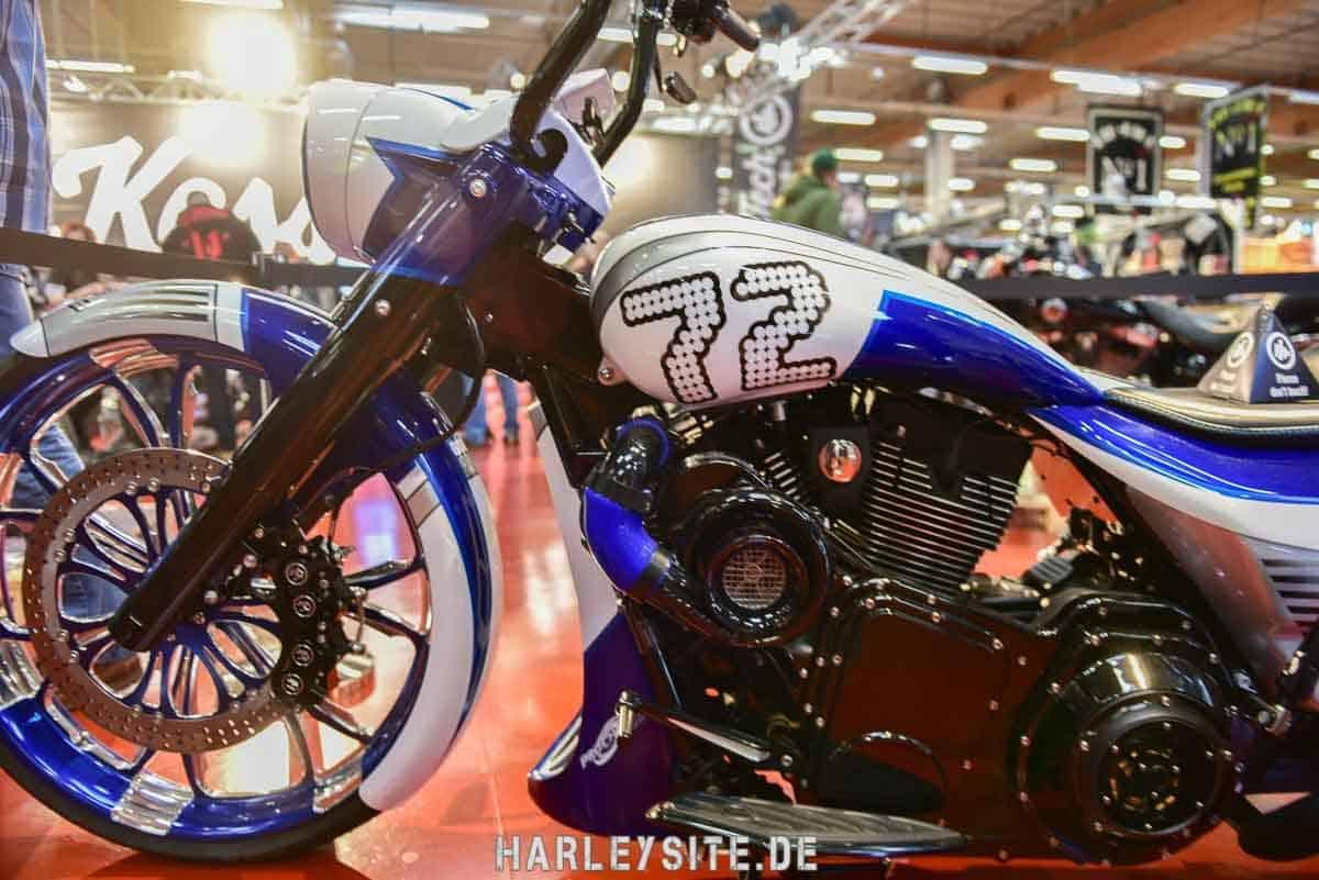 Custombike Show Bad Salzuflen 2016 1