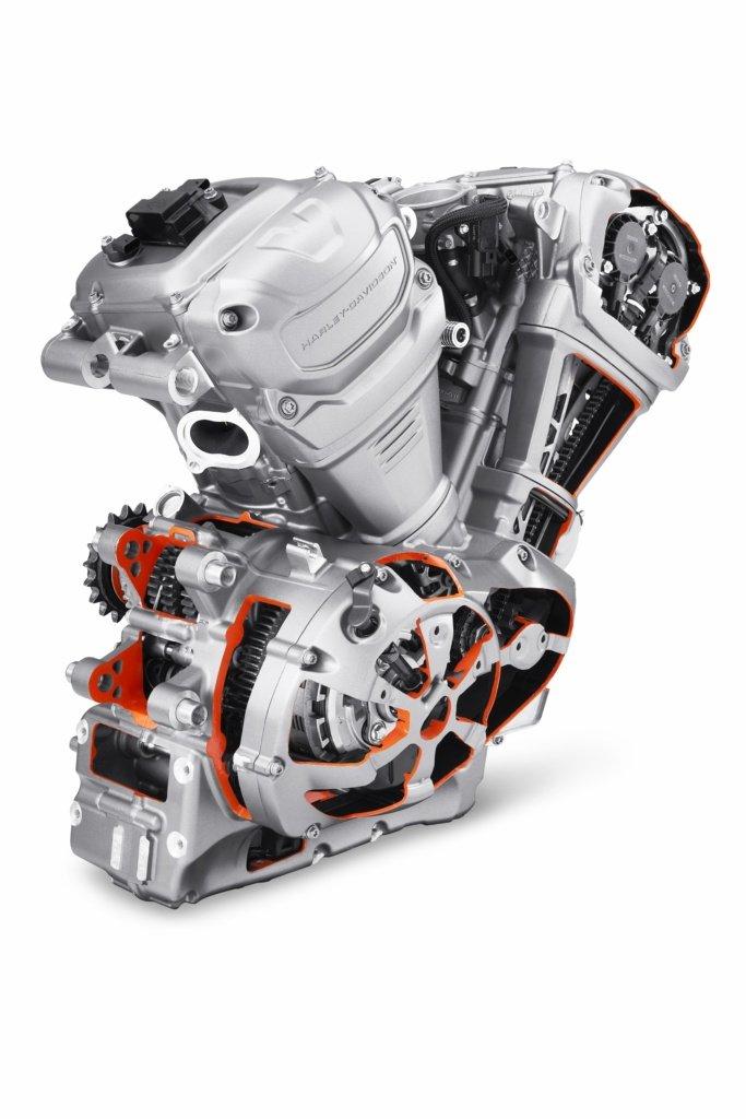 PAN AMERICA 1250 Revolution Motor