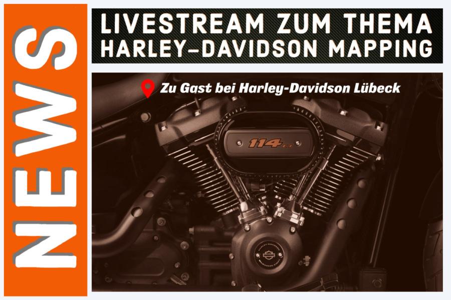 Live aus Lübeck zum Thema Dynojet Powervision Tuning