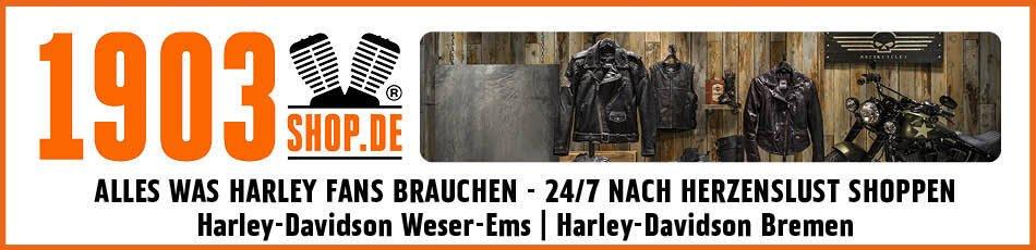 Börjes Harley-Davidson Online 1903 Shop