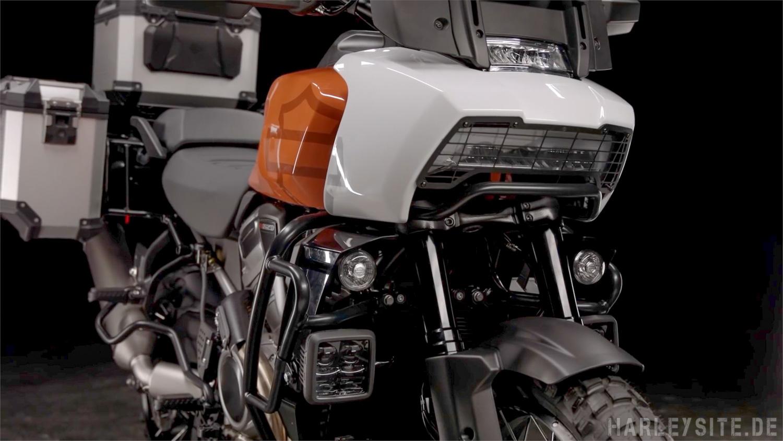 Pan America Harley Davidson