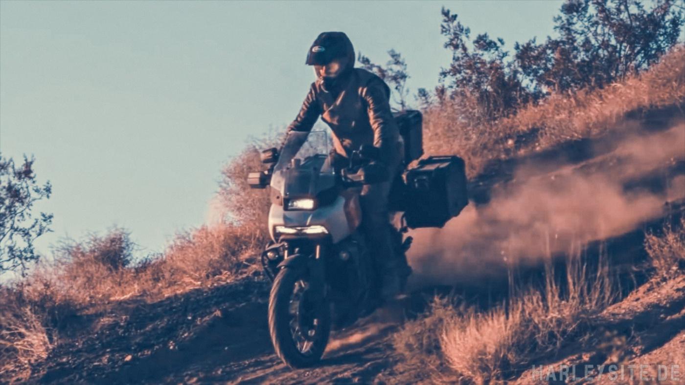Pan America Harley-Davidson