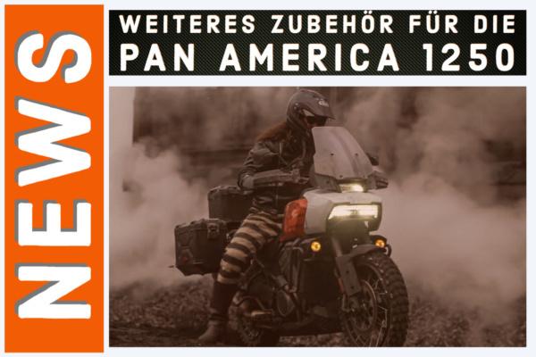 Weiteres Zubehör für die Pan America 1250