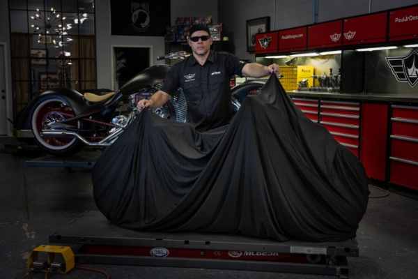 Paul Teutul Jr. designed eBikes für Ruff Cycles