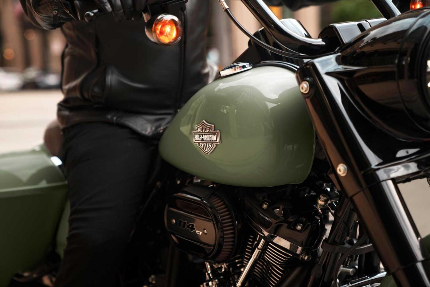 40 Jahre Harley-Davidson GmbH