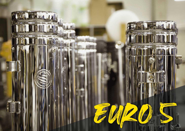 KessTech Euro 5 Klappenauspuffanlage