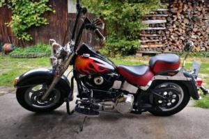 Harley-Davidson gestohlen