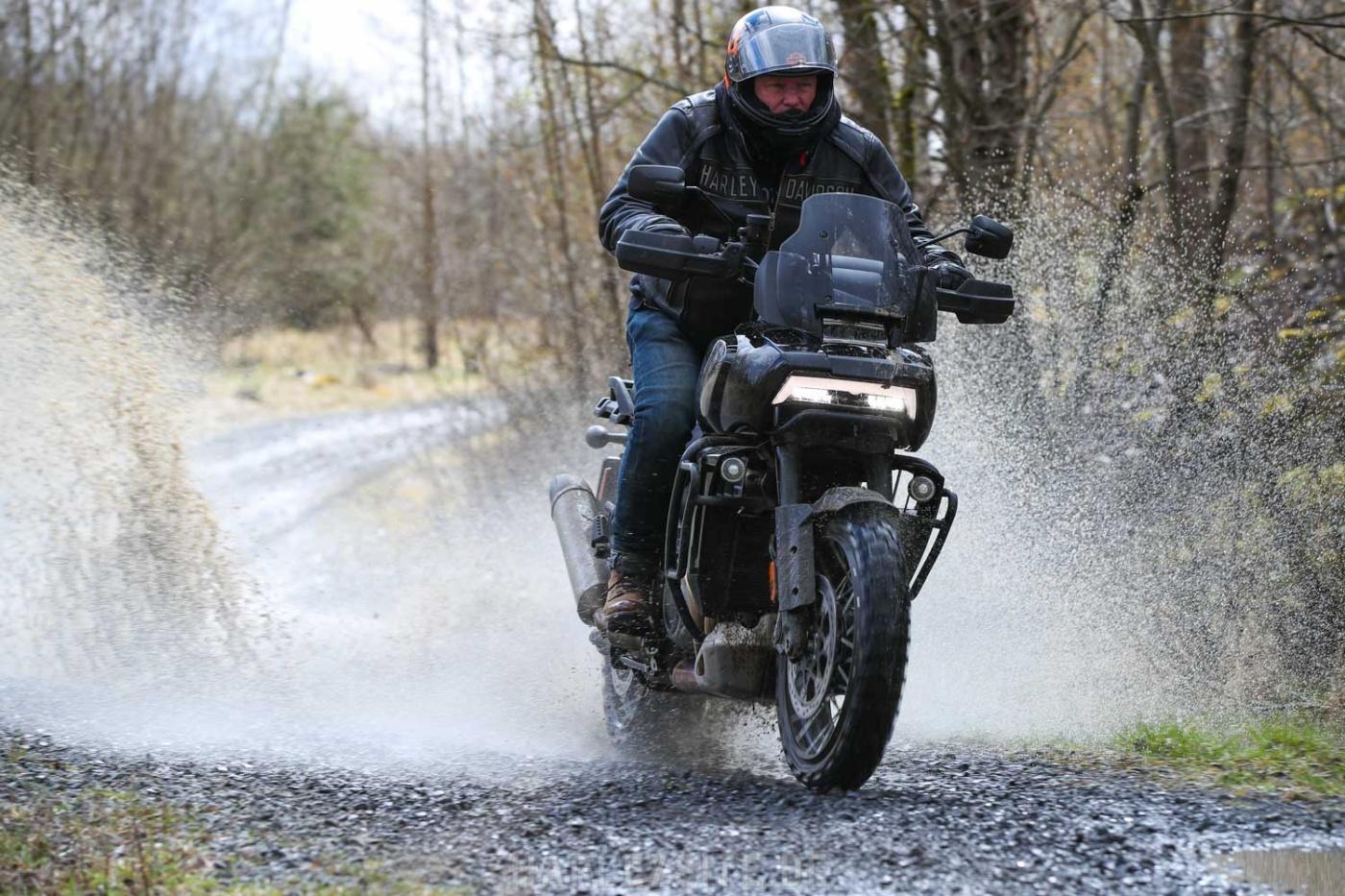 Harley-Davidson Pan America Special 1250 Fahrbericht