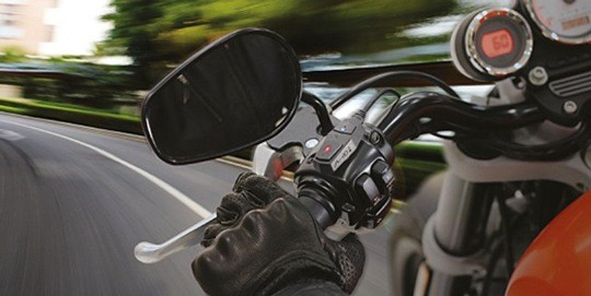 Mio MiVue M760D Dashcam für Motorradfahrer 1