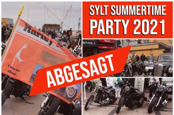 ABGESAGT - Sylt Summertime Party 2021