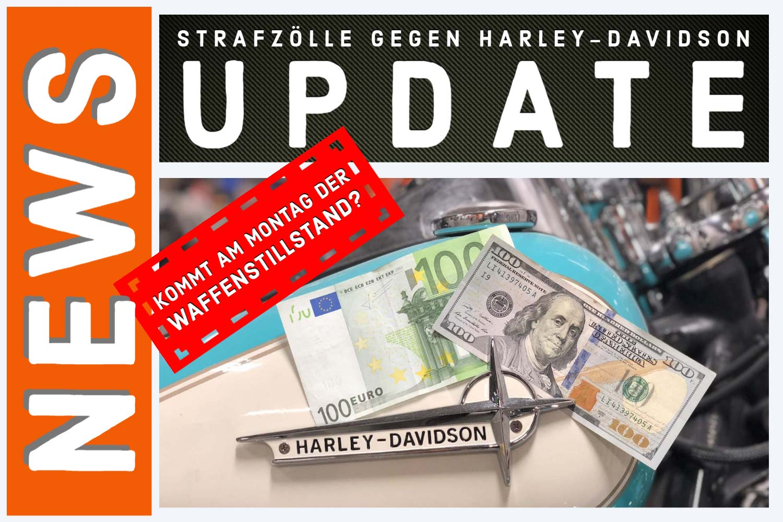 Harley-Davidson Strafzölle Update