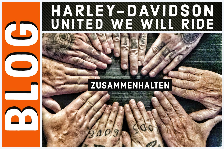 Harley-Davidson United We Will Ride