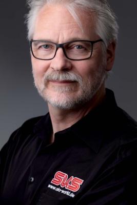 Andreas Scholz, General Manager der SKS World in Mogendorf