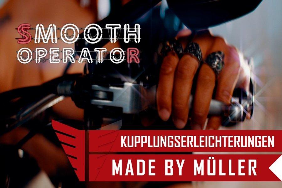 Die Kupplungshilfe für deine Harley – Kupplungserleichterungen made by Müller