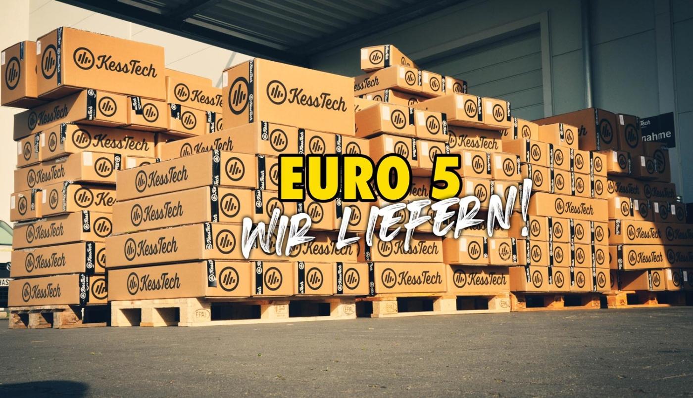 KessTech EURO 5 Wir Liefern
