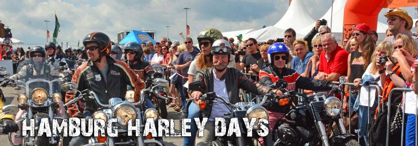 Der Sommer und die Harley-Davidson Events 2