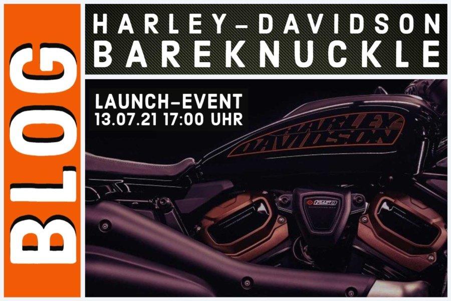 Das Harley-Davidson BareKnuckle Projekt startet am 13. Juli 21