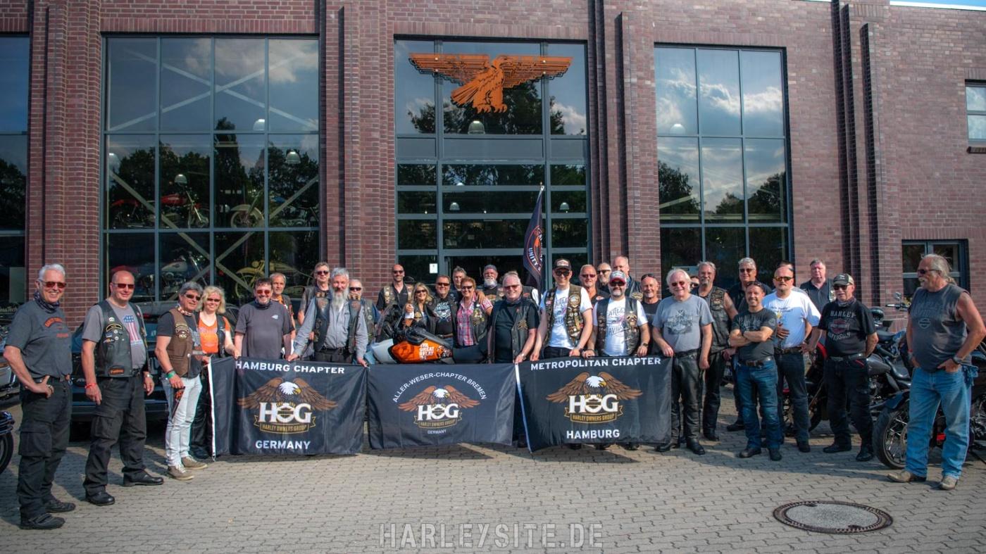 Harley-Davidson Great Relay 21