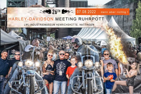Harley-Davidson Meetings Ruhrpott