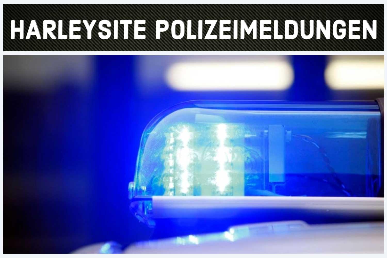 Polizeikontrollen im Rahmen einer Tuning-Veranstaltung