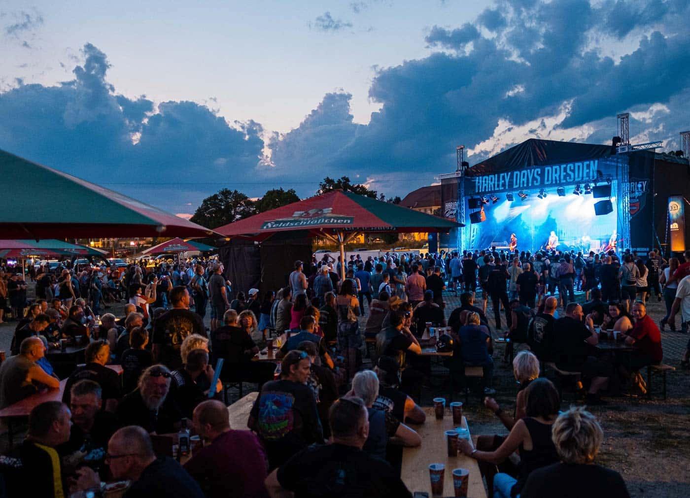 Neues zu den Harley Days Dresden 2021 1