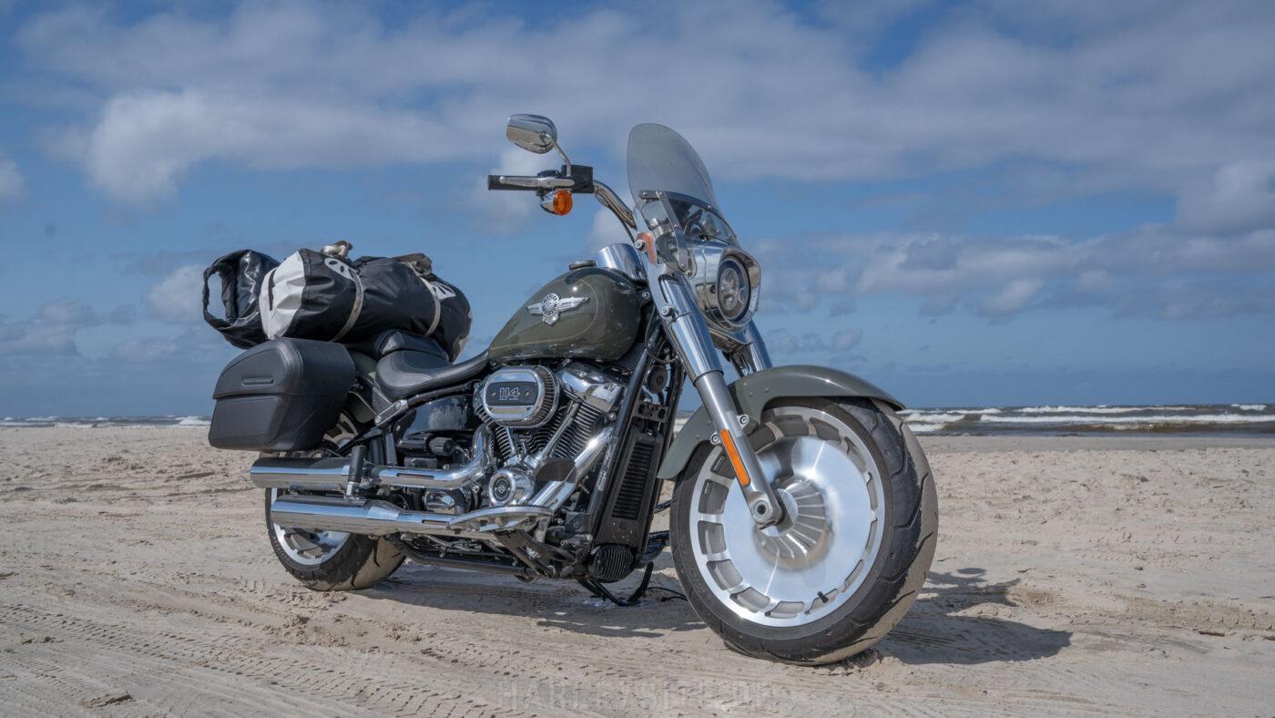 Harley Davidson Fat Boy 114 Harleysite