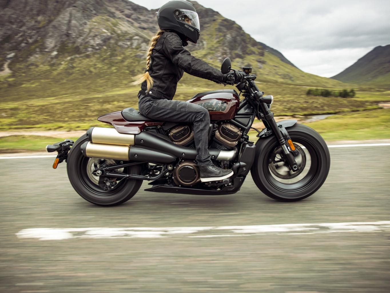 Harley-Davidson Sportster S  Revolution® Max 1250T V-TwinHarley-Davidson Sportster S  Revolution® Max 1250T V-Twin