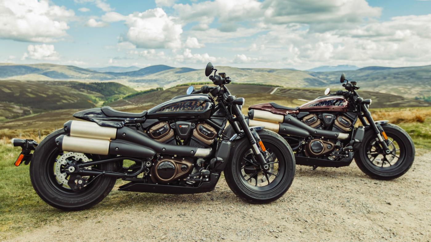 Harley-Davidson Sportster S Revolution Max