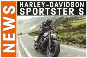 Harley-Davidson Sportster S Revolution® Max 1250T V-Twin